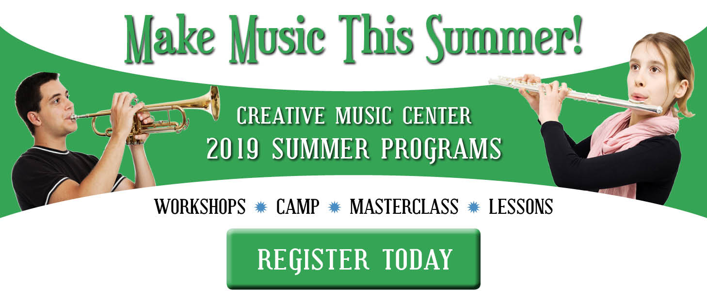 2019 Summer Programs web banner